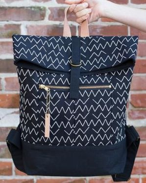 FULL / SOLD OUT THE RANGE BACKPACK SEWING WORKSHOP  SATURDAY 15TH FEB